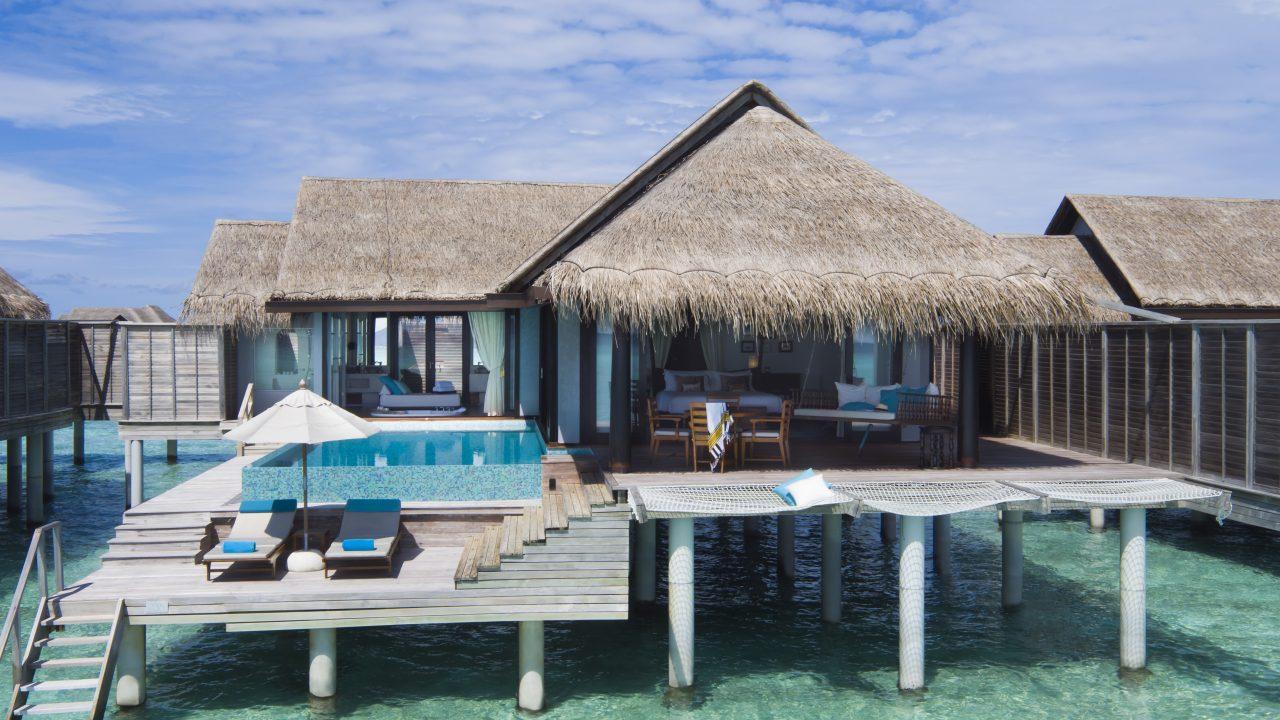 2 Bedroom Over Water Pool Residence