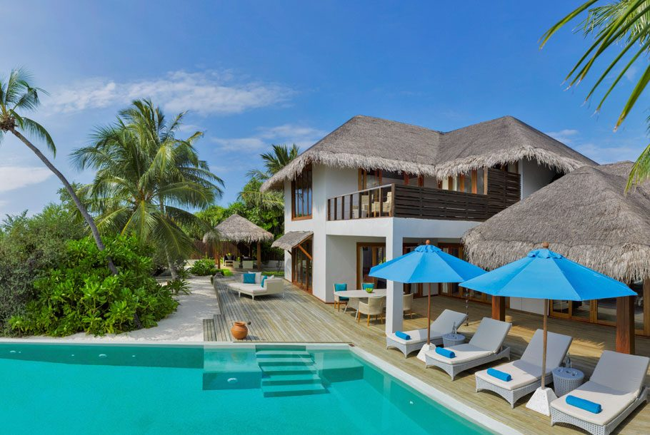Three-Bedroom Beach Residence