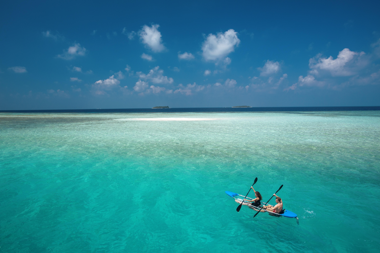 Baros Maldives_Water Sports_Transparent Kayak