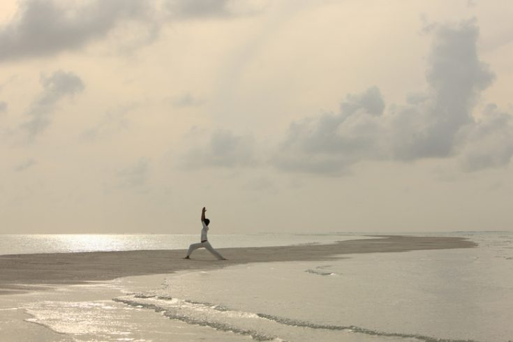 Cocoa Island - Wellness - Yoga a