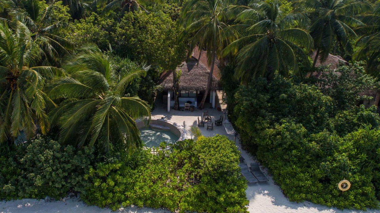 2 Bedroom Soneva Fushi Villa with Pool