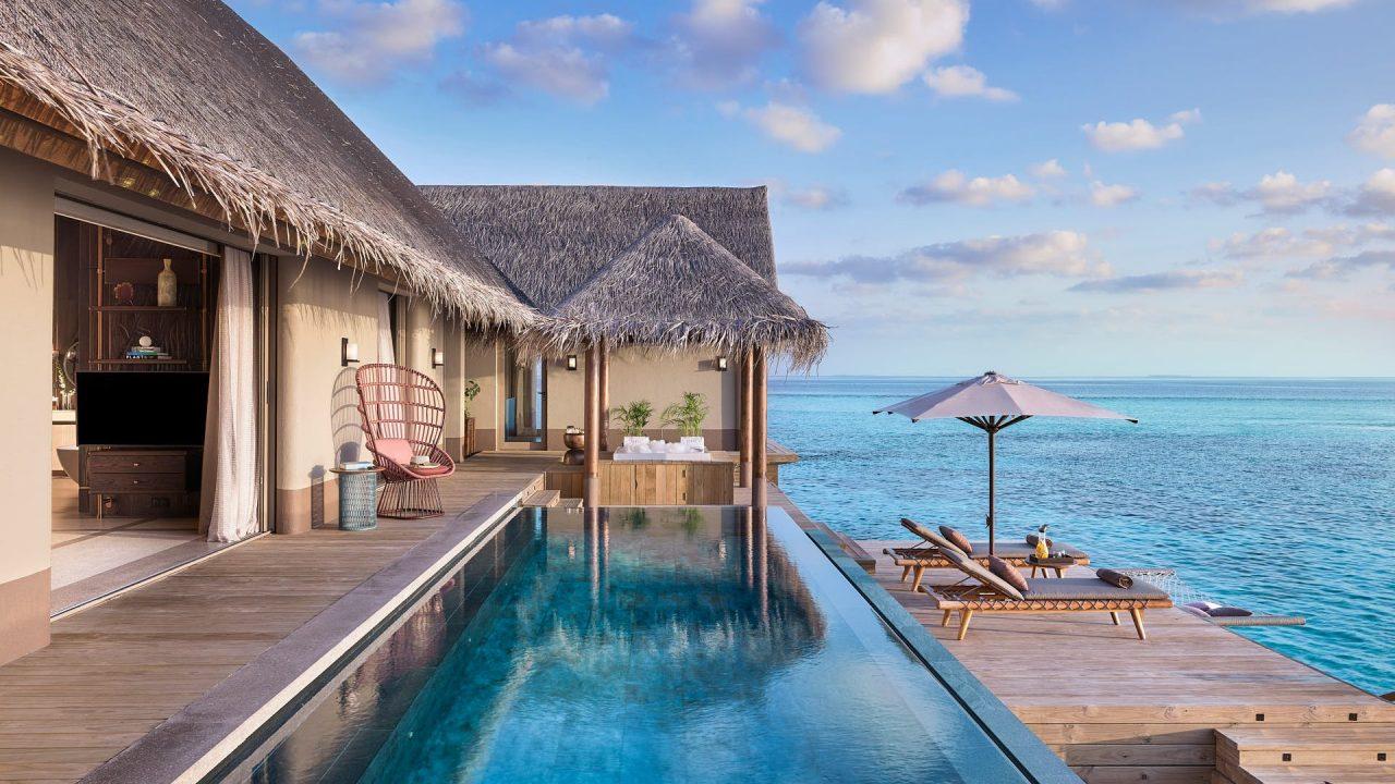3 Bedrooms Ocean Residence With 2 Pools