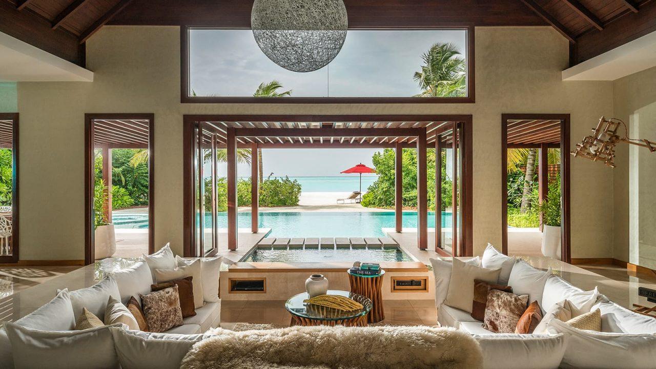 3 Bedroom Beach Pool Pavilion