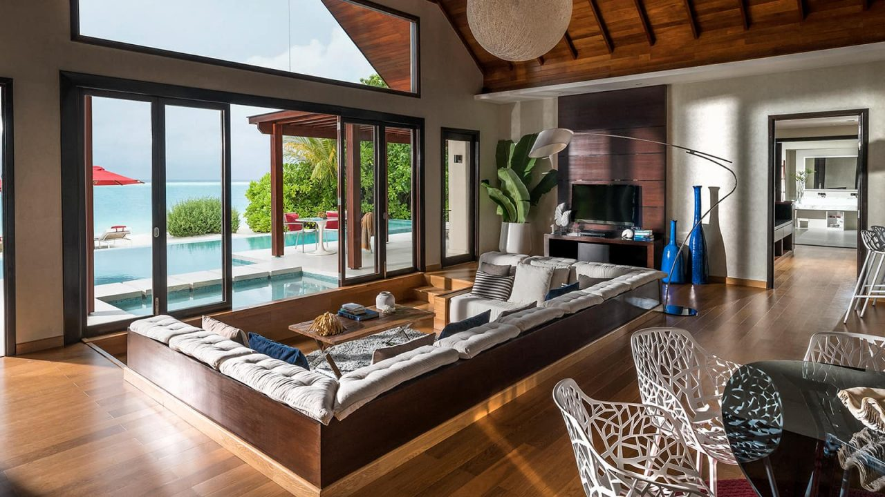2 Bedroom Beach Pool Pavilion