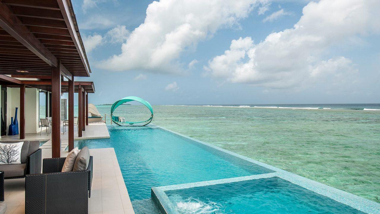 2 Bedroom Ocean Pool Pavilion