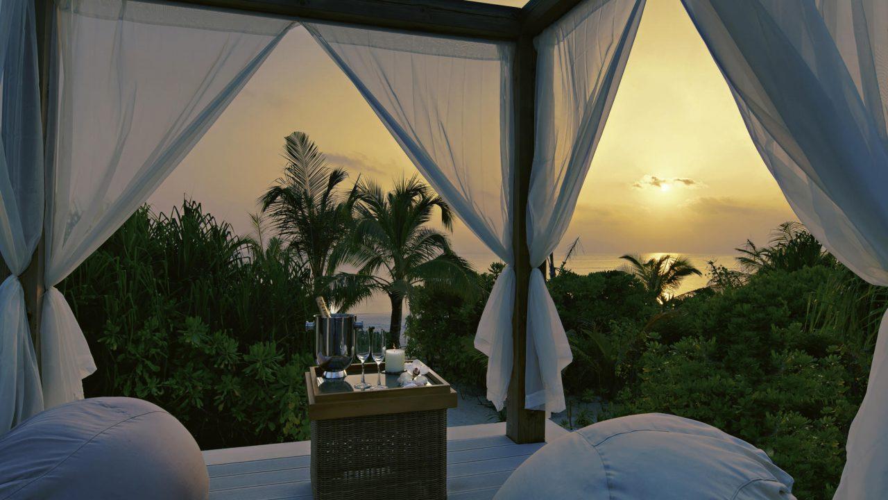 Beach Pool Suite Sunset