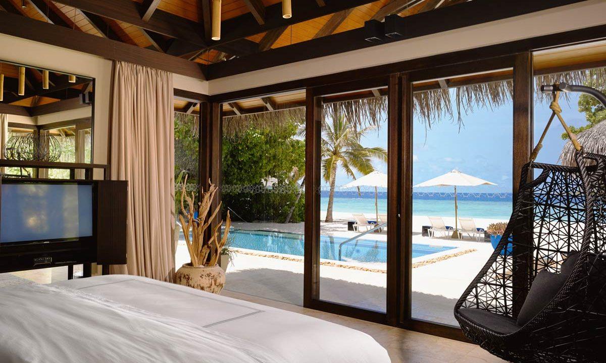 Deluxe Beach Pool Villas
