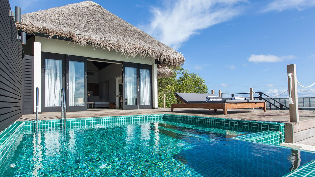 Sunset Lagoon Villa with Private Pool