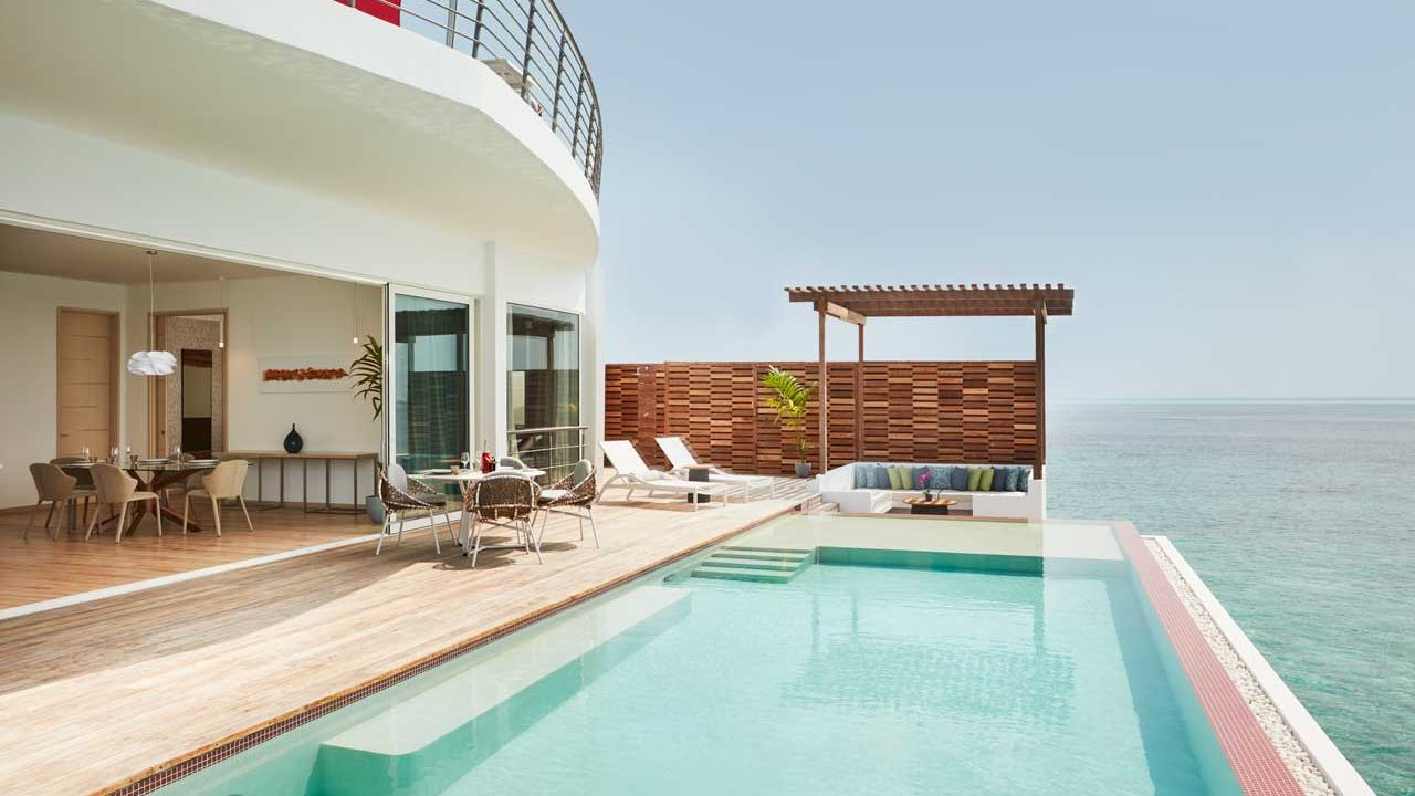Overwater Residences