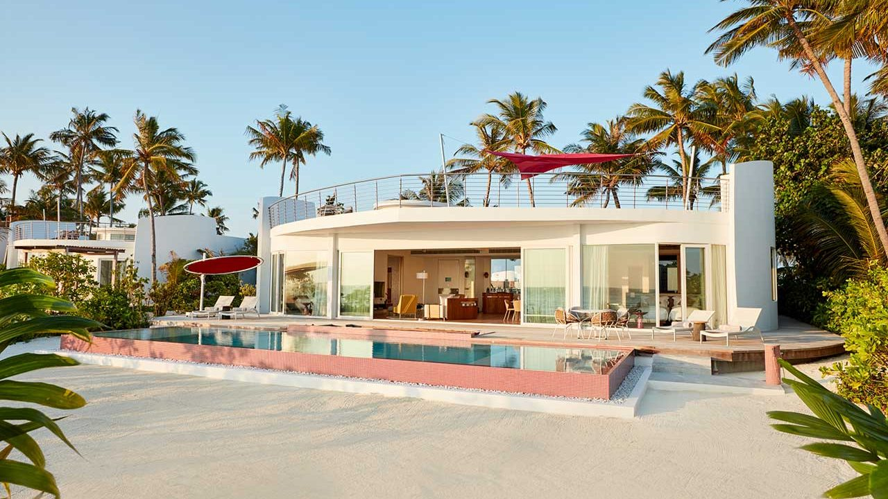 2 Bedroom Beach Residence