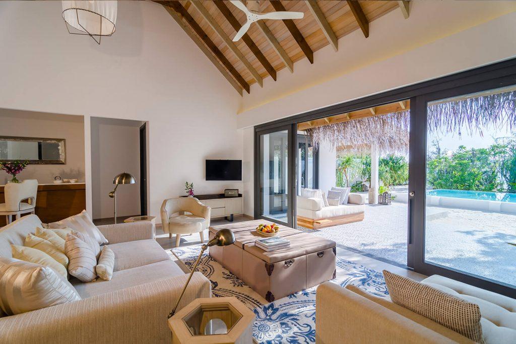 2 Bedroom Beach Villa With Pool