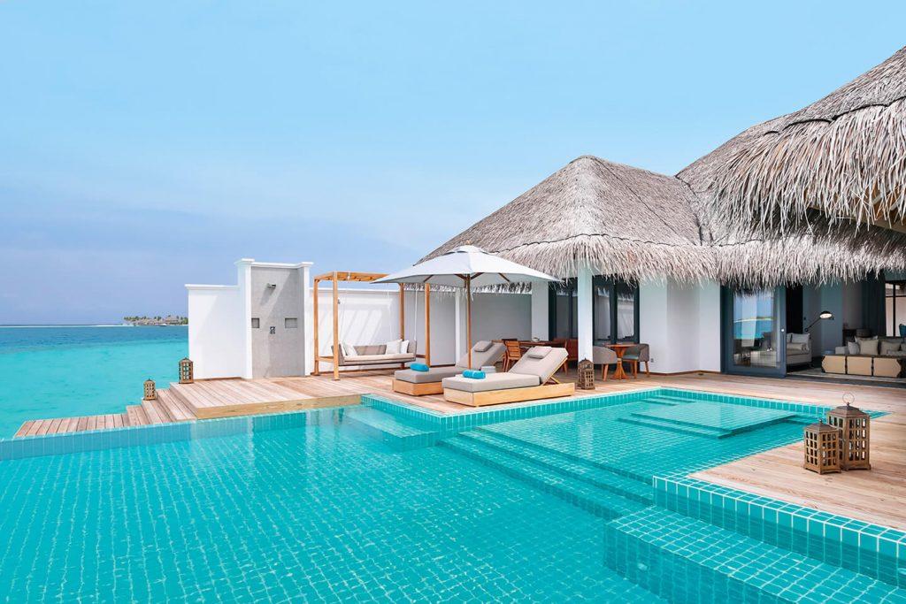 2 Bedroom Water Villa With Pool