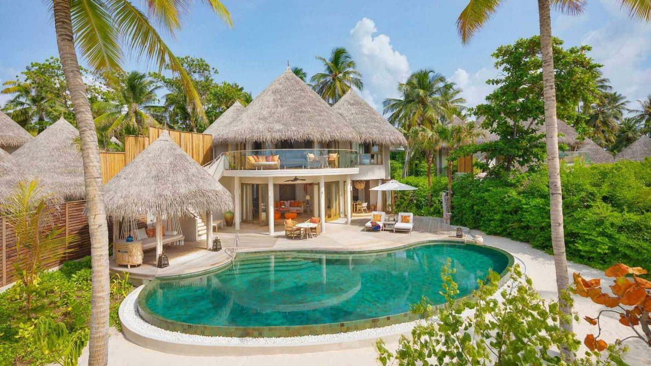 Beach Residence with Private Pool