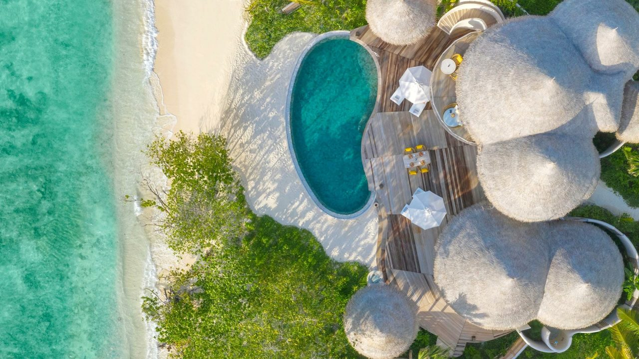 2 Bedroom Beach Residence with Private Pool