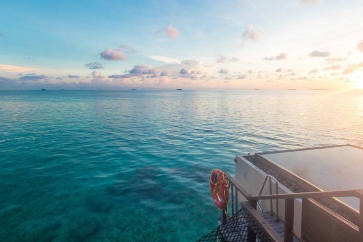 Ayada+Maldives+Sunset+Lagoon+Suite+Pool