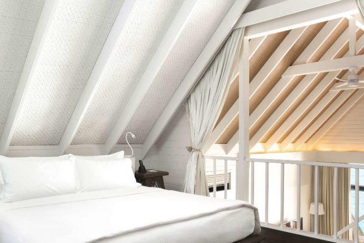 COMO-Cocoa-Island_Dhoni-Loft-Water-Villa_Bedroom