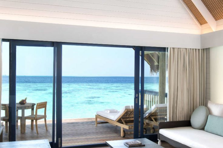 Cocoa-Island_Dhoni-Water-Villa_Living-Room_Looking-out
