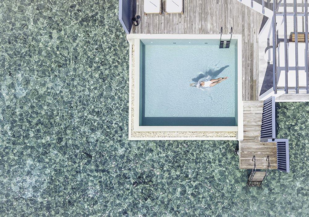 1 Bedroom Lagoon Water Pool Villa