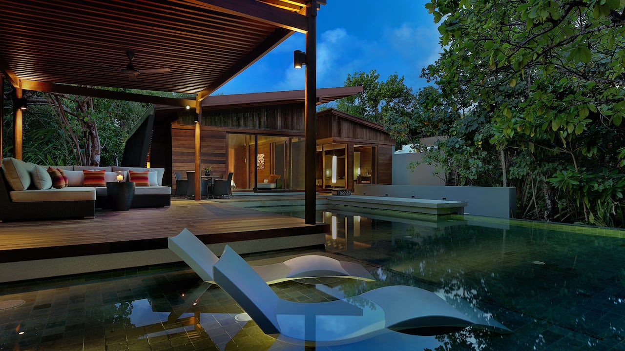 2 Bedroom Park Pool Villa