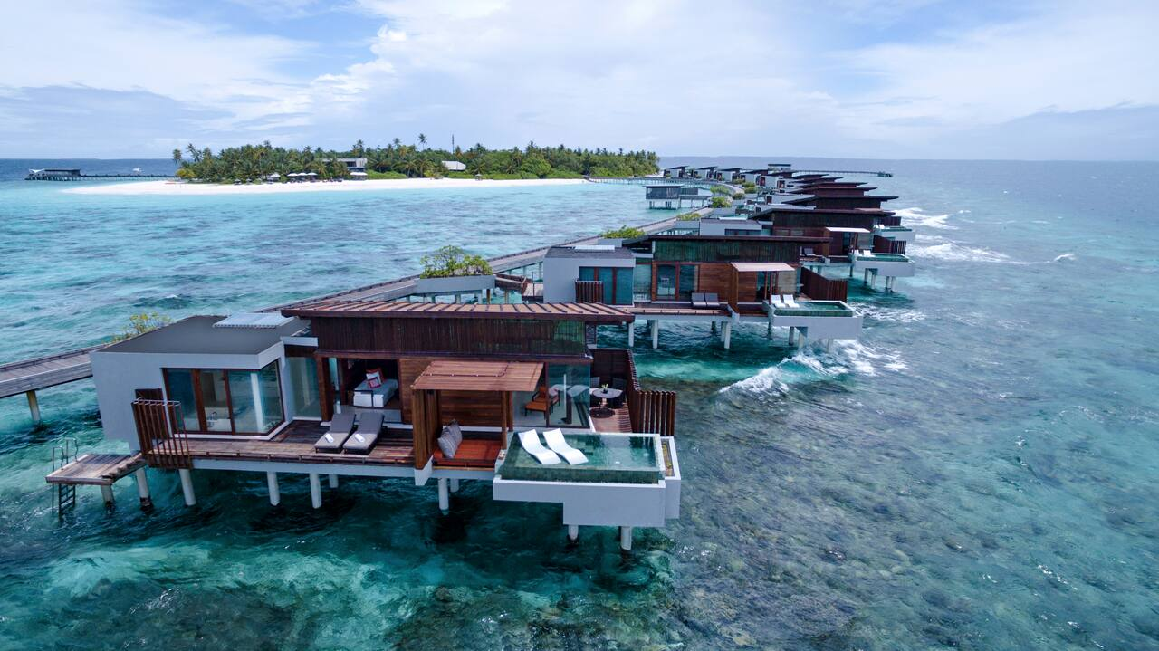 Park Sunset Ocean Pool Villa