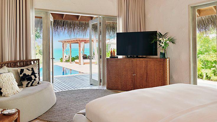 Two Bedroom Beach Sunset Bedroom