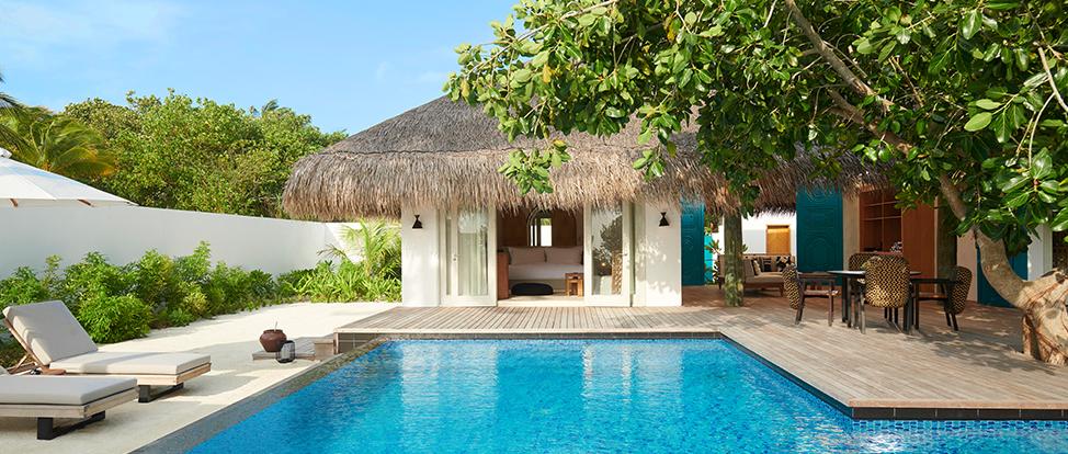 2 Bedroom Beach Sunset Villa