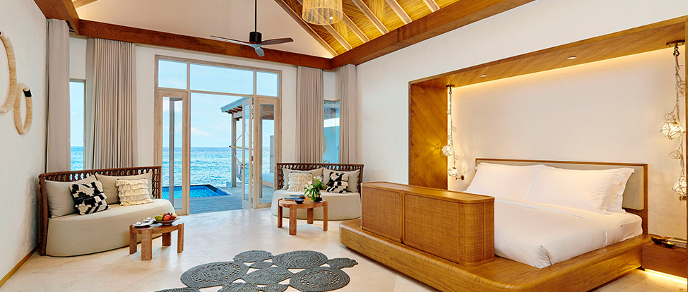 2 Bedroom Water Sunrise Villa
